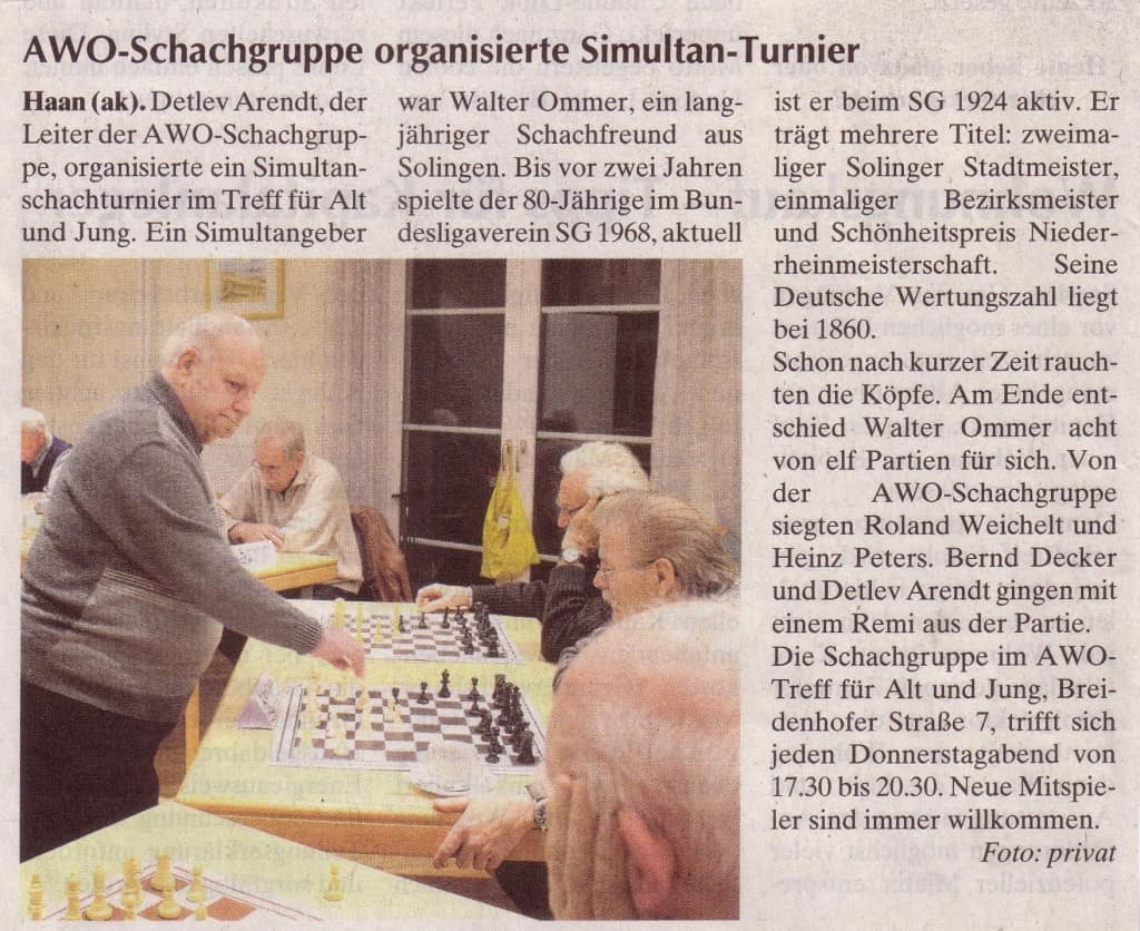 AWO in der Presse WP 11.11.15