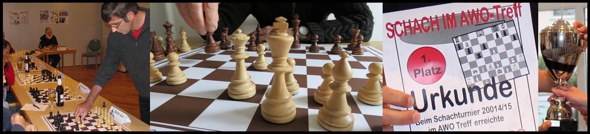 kollage schach