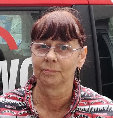 Portrai Regina Göllner